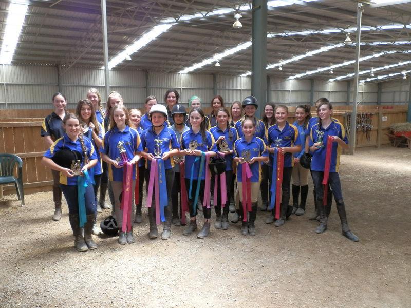 Melbourne Indoor Equestrian Centre